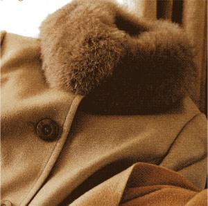 カシミヤは毛皮!ロイヤルトーン洗いが最適です。